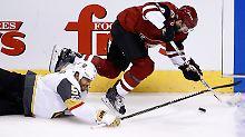 Der Sport-Tag: Deutsche NHL-Stars erleben Tag zum Vergessen