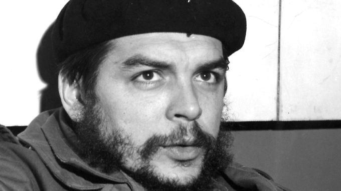 Das Foto zeigt Che Guevara im Jahr 1965 - zwei Jahre vor seinem Tod.