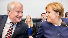 Obergrenze soll nicht so heißen: CDU und CSU stehen vor Durchbruch