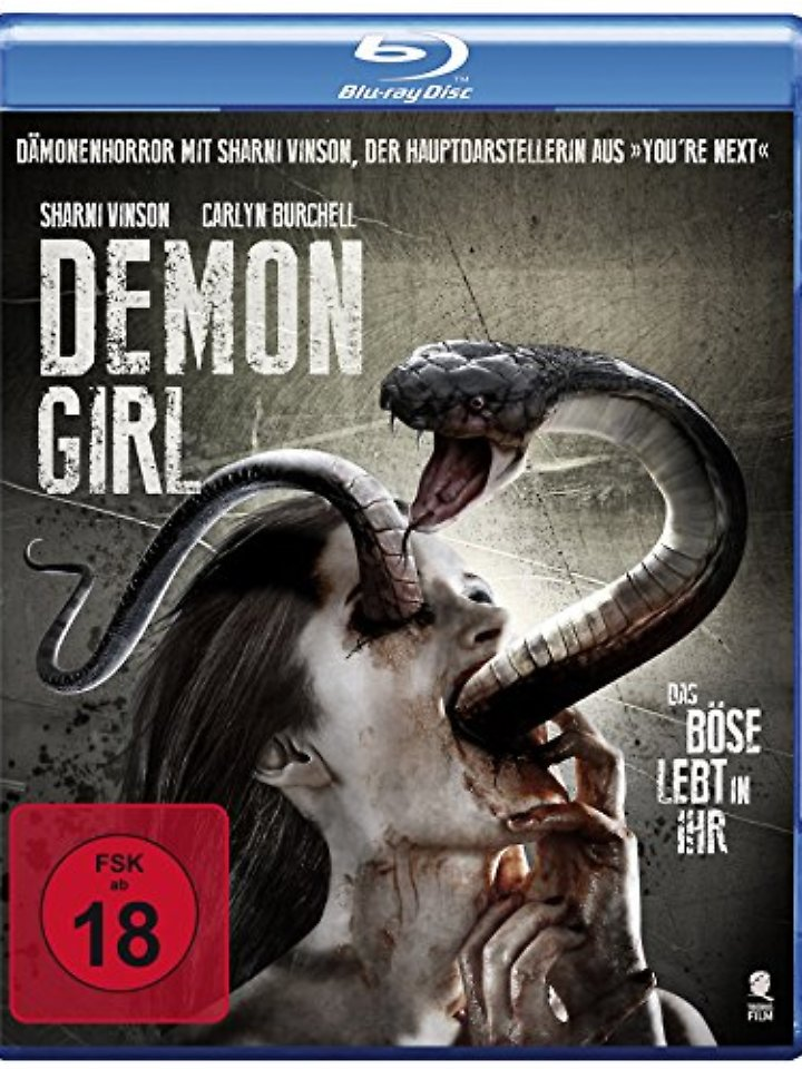 """""""Demon Girl"""" (Tiberius) erscheint am 2. November auf DVD und BD."""