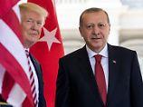 Streit zwischen Nato-Partnern: USA und Türkei starten Visa-Blockade