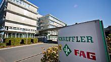 """""""Aufholjagd hat begonnen"""": Schaeffler setzt auf neue Strukturen"""