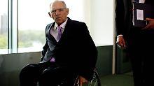 """Letztes EU-Treffen als Minister: """"Mr. Eurogruppe"""" verabschiedet sich"""