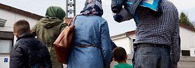 200.000 Flüchtlinge pro Jahr: Union einigt sich im Obergrenzen-Streit