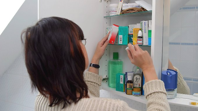 Schätzungen zufolge gibt jeder Deutsche jährlich knapp 50 Euro für Selbstmedikation aus.