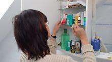 Warnung vor Selbstmedikation: Griff in Arzneischrank kann gefährlich werden