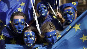 Runde fünf der Brexit-Verhandlungen: EU-Bürger in Großbritannien sorgen sich um Zukunft