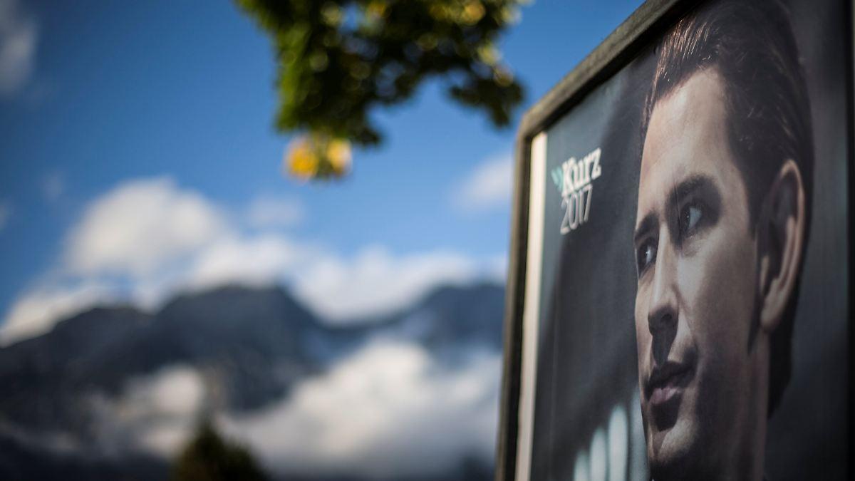 Österreichs Wahlkampf driftet ins Absurde