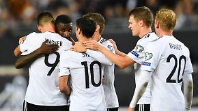 """Stimmen zum DFB-Sieg: """"Wir haben die Grundziele übertroffen"""""""