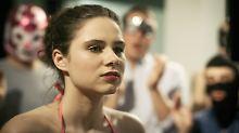 """Sie war """"Luna Pink"""" im """"Tatort"""": Wie war es im Sex-Planschbecken?"""