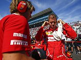 """Fahrt nach Hause zu euren Familien, ruht euch aus"": Sebastian Vettel."