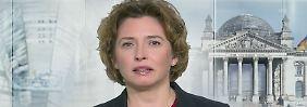 """FDP-Generalsekretärin Beer im Interview: """"Der Begriff Obergrenze hat einen selbsttherapeutischen Zweck"""""""