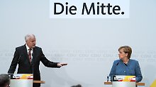 """""""Alles hat seine Zeit"""": Union zurrt Sondierungsfahrplan fest"""