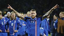 Wales muss Traum begraben: EM-Überraschung Island feiert WM-Premiere