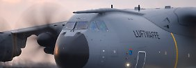 Externe Hilfe für Airbus A400M: MTU Aero schraubt für die Bundeswehr