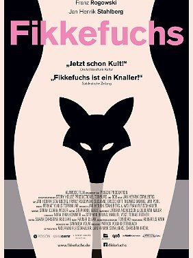 """Das Plakat des Anstoßes. (zum Vergrößern klicken) """"Fikkefuchs"""" startet am 16. November im Kino."""