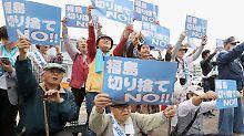 Staat und Betreiber verurteilt: Fukushima-Anwohner werden entschädigt