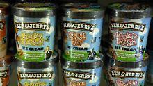 "Wissenschaftler warnen: Glyphosat in ""Ben and Jerry's""-Eis gefunden"