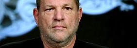 Ehefrau trennt sich: Weinstein wird der Vergewaltigung beschuldigt