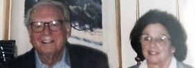Buschbrände in Kalifornien: Greises Paar stirbt gemeinsam im Feuer