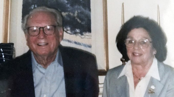 Charles und Sara Rippey gehören zu den Opfern der Buschbrände.