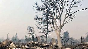 Das war der Morgen bei n-tv: Waldbrände fressen sich durch Kalifornien