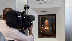 Glücksfall für die Besitzer: Christie's versteigert verschollenes Werk von da Vinci