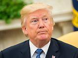 Trumps IQ-Streit mit Tillerson: Der Witz im Weißen Haus