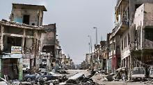 Mossul nach dem Krieg gegen IS: Die tote Stadt, die leben will