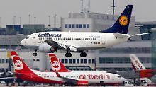 Der Tag: Air-Berlin-Verkauf startet am Mittag