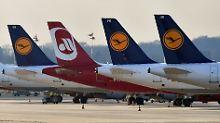 Gut für Personal und Passagiere: Endlich ein Lichtblick für Air Berlin