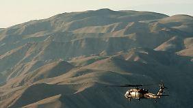 Die Bergregion an der afghanisch-pakistanischen Grenze gilt als Rückzugsgebiet der Taliban.