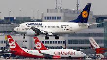 Verhandlungen mit Easyjet: Lufthansa übernimmt Teile von Air Berlin