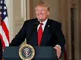 Dekret lockert Gesundheitssystem: Trump startet nächste Attacke auf Obamacare