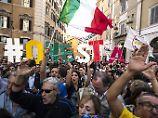 Vierter Anlauf in 20 Jahren: Italien: Parlament billigt Wahlrechtsreform