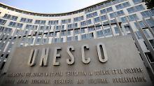 Mitten in größter Krise: Unesco wählt neue Spitze