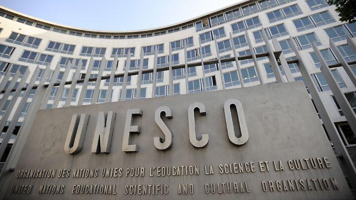 Unesco: zwei Austritte und eine neue Spitze.
