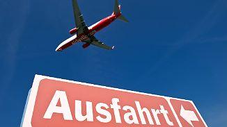 Nach endgültigem Aus von Air Berlin: Flugpreise ziehen ab Ende Oktober an