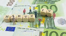 """""""Vom Munde abgespart"""": Auch von Hartz IV Erspartes nicht sicher"""