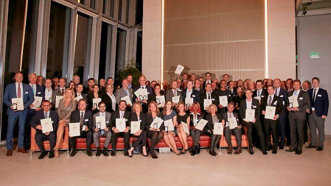 Die Gewinner des Deutschen Fairness-Preises wurden feierlich in der Berliner Bertelsmann-Repräsentanz ausgezeichnet.