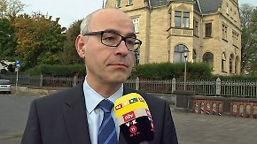 "Achim Wambach zum Lufhansa-Monopol: ""Prüfung kann Monate dauern"""