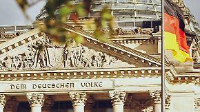 n-tv Reportage: Deutschland nach der Wahl - die veränderte Republik