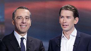 """Kern: """"Abgrundtiefe Blödhaftigkeit"""": Schmierenkampagne spielt Österreichs Rechten in die Hände"""
