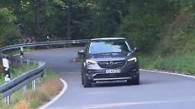 Großes Auto, kleiner Verbrauch: Opel Grandland X überzeugt als Familien-SUV