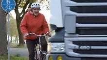Unfallforscher klären auf: Zahl der Fahrradunfälle steigt
