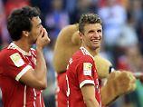 Der Sport-Tag: Heynckes bremst die Euphorie, Mailand-Derby, Kiel unter Druck