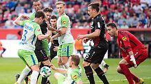 Wieder nicht verloren, aber auch wieder nicht gewonnen: Der VfL Wolfsburg hängt im Mittelmaß fest.
