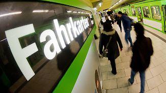 Plus 13 Prozent zwischen Berlin und München: Bus- und Bahnfahren wird zum Jahreswechsel teurer