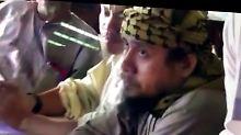 Isnilon Hapilon galt als einer von zwei verbliebenen Rebellenführern auf den Philippinen.
