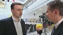 """Paul Ziemiak zur Lage der CDU: """"Wir brauchen neue und frische Gesichter"""""""